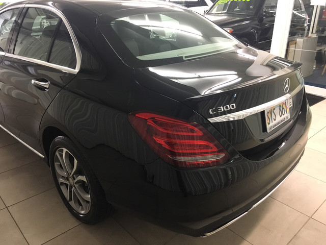 Pre-Owned 2016 Mercedes-Benz C-Class C300 Luxury
