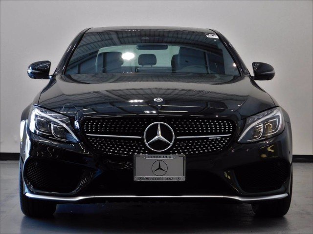 New 2018 Mercedes Benz C Class Amg C 43 Sedan 4dr Car In