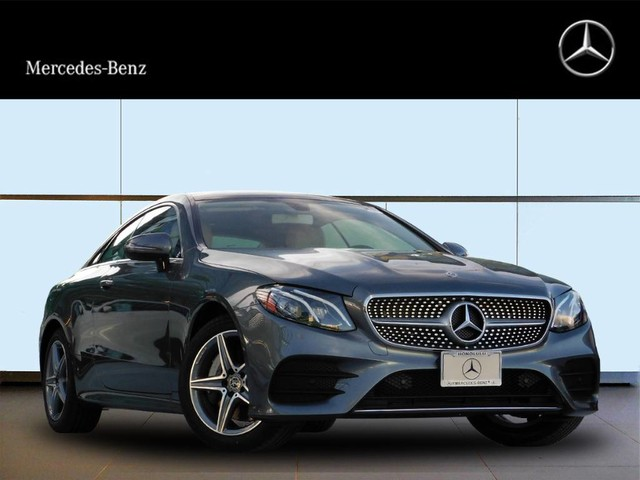 New 2018 Mercedes Benz E Class E 400 Sport Coupe In