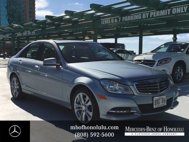 Certified Pre-Owned 2014 Mercedes-Benz C-Class C 250
