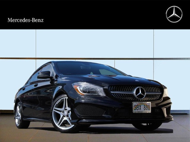 Certified Pre-Owned 2014 Mercedes-Benz CLA CLA 250 Sport