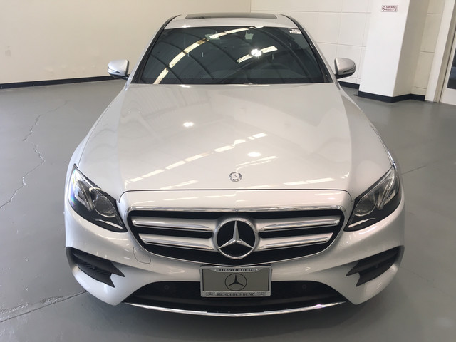 New 2017 Mercedes Benz E Class E 300 Luxury Sedan In