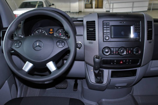 New 2017 Mercedes Benz Sprinter Passenger Van 2500