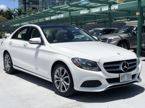Mercedes Benz Used >> 54 Used Cars For Sale In Honolulu Hi Mercedes Benz Of