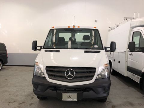 New 2017 Mercedes-Benz Sprinter Cab Chassis Chassis Cab
