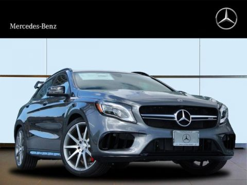 New 2018 Mercedes-Benz GLA 45 AMG® SUV All Wheel Drive 4MATIC® SUV