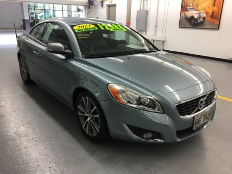 Pre-Owned 2013 Volvo C70 T5 Front Wheel Drive Coupe
